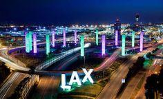 #LAX,#AIRPORT,#CALIFORNIA,#USA,#AERIAL_VIEW,#VISTA_AÉREA...