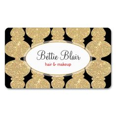 Shop Retro Gold Glitter Makeup Artist Glamorous Bold Business Card created by sm_business_cards. Personalize it with photos & text or purchase as is! Glitter Makeup, Gold Glitter, Makeup Artist Business Cards, Soft Colors, Business Card Design, Things To Come, Glamour, Retro, Text Style