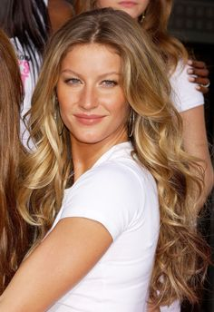 11 Times Gisele Bündchen's Incredible Hair Made Us Try Harder via @ByrdieBeauty