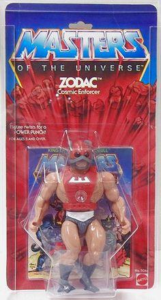 Zodac - Cosmic Enforcer