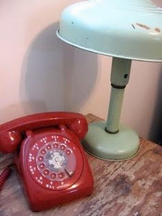 I had one of these - haha, we called it my hotline!