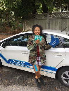 #Congratulations Sara-Anna, on passing your road test! 🚙 🚙 Enjoy the new freedom and open road! #ipassed #successsaturday #drivewithvalley