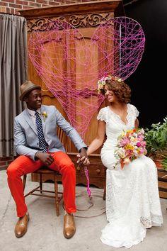 wednoir: cool groom // photo http://ift.tt/1q4kvuO