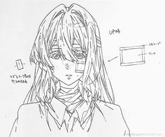 Violet Evergarden Wallpaper, Violet Evergarden Anime, Kyoto Animation, Ishikawa, Art Sketches, Manga Anime, Character Design, Drawings, Drawing Techniques