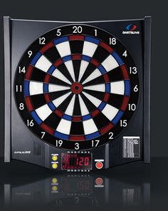 DARTSLIVE-100S Electronic Soft Tip Dart Board