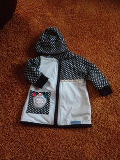 Baby Jacke 104 mit kuschligem fleece