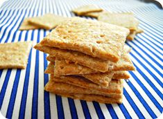 White Bean Wheat Thins