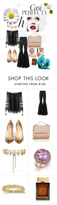 """Untitled #66"" by roxana27 ❤ liked on Polyvore featuring Chloé, E L L E R Y, Gianvito Rossi, Givenchy, Erickson Beamon, Bloomingdale's, Allurez, Dolce&Gabbana and Whiteley"