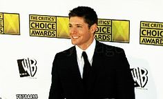 #Jensen Ackles [gif]