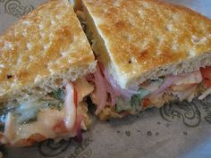 Panera Bread Restaurant Copycat Recipes: Frontego Chicken Panini
