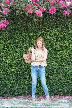 ¡Que vivan los jeans!- Bianca Juaarez