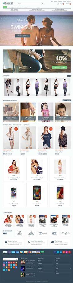eCommerce Theme | MyThemeShop #wordpress #theme #template #blogging #website…