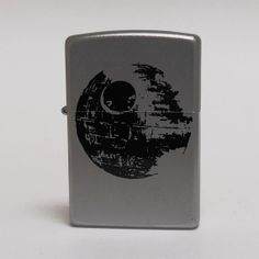 Death Star Authentic Zippo Lighter by FalstaffTrading on Etsy, $35.00