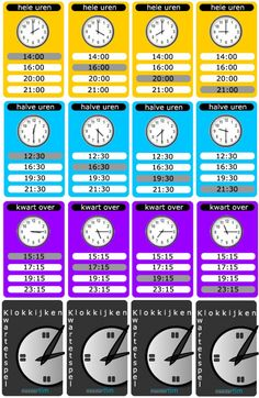 Telling Time to the Quarter Hour Bingo - 25 Different Game Boards - CCSS