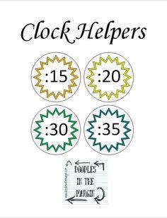 Clock Helpers