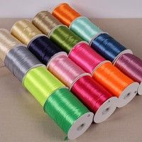 Product Type: Ribbons Technics: Jacquard Style: Single Face Brand Name: REDJCK  Fabric Type: Satin P