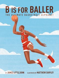Can't wait for this picture book from ! B is for Baller is a new take on an alphabet book that kids and parents can both enjoy - all the greats make an appearance! Basketball Game Tickets, Basketball Goals, Love And Basketball, Basketball Bracket, Basketball History, Bedtime Reading, Sports Gallery, Hobbies For Kids, Basketball Birthday