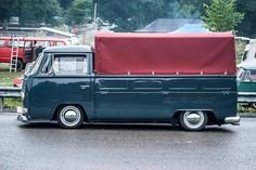"malautomat:  "" SWEET SINGLECAB  "" Volkswagen Bus, Vw T1, Vw Camper, Campers, Combi Vw T2, Kombi Pick Up, Vw Pickup, Vw Vintage, Bus Life"