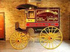 Frey Carriage Company - Catalog: Delivery Wagon