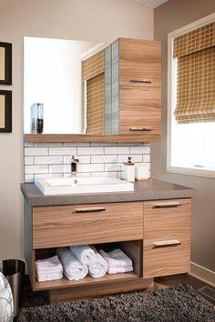 Bathroom Kids, Bathroom Renos, Bathroom Cabinets, Bathroom Furniture, Bathroom Storage, Small Bathroom, Bathroom Vanity Designs, Best Bathroom Vanities, Built In Cupboards Bedroom