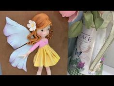 Polymer Clay Disney, Polymer Clay Dolls, Polymer Clay Crafts, Handmade Polymer Clay, Handmade Crafts, Fondant Tutorial, Doll Tutorial, Sculpting Tutorials, Clay Tutorials