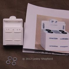 1:48 Scale Miniature Projects