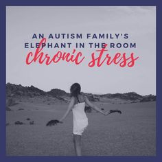 Chronic Stress: An Autism Family's Elephant in the Room - Mummy Tries International Day Of Happiness, Chronic Stress, Paleo Treats, Autism, Elephant, Healthy, Room, House, Life
