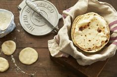 Make your own deliciously soft tortillas using Dani Venn's simple recipe. Perfect for burritos and soft shell tacos.