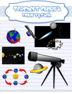 This set includes realistic images for:PlanetsEarth's MoonThe SunAsteriodsAsteriod BeltCometsMetersConstellations (Orion and Ursa M...