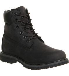TIMBERLAND Premium 6-inch boots (Black