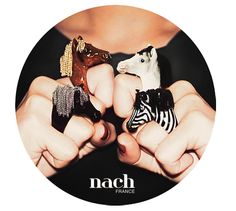 nach - want zebra ring!