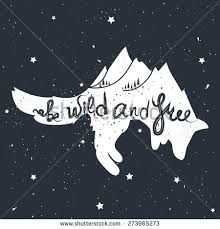 Be wild and free. Hand Drawn Lettering, Wild And Free, Free Vector Art, How To Draw Hands, Royalty Free Stock Photos, Hipster, Motivation, Logos, Illustration
