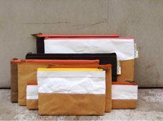 Belltastudio: Clutch bag or Pouch or Purse...?