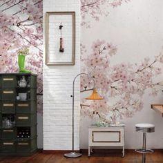 Coordonné, Blossom, Almond Tree