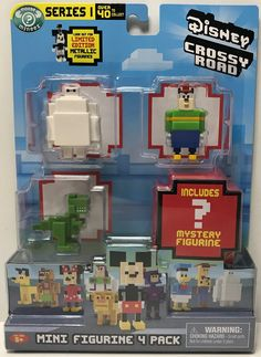 The Angry Spider Has All Of The Toys You Want For Your Collection: TAS038781 - 2016 ...  Check it out here! http://theangryspider.com/products/tas038781-2016-moose-toys-disney-crossy-road-baymax-pete-rex?utm_campaign=social_autopilot&utm_source=pin&utm_medium=pin