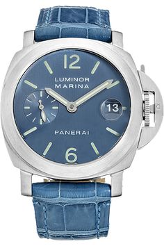 For the Panerai fan that has everything? Toss in a blue faced Luminor Marina from 2000 and you're golden.
