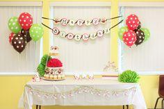 "Photo 2 of 16: Owls & Pinwheels / Birthday ""Owls & Pinwheels""   Catch My Party"