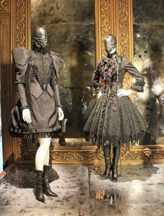 Alexander McQueen: Savage Beauty at the V&A #alexandermcqueensavagebeauty