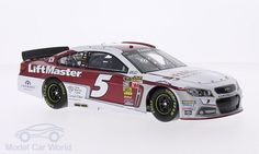 Chevrolet SS, No.5, Hendrick Motorsports, LiftMaster, Nascar