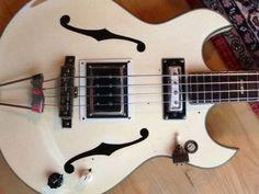 Aria halbakustik Bass vintage Guild Bisonic Pickup in Baden-Württemberg -  Waghäusel   Musikinstrumente und Zubehör gebraucht kaufen   eBay  Kleinanzeigen 918cb050b1