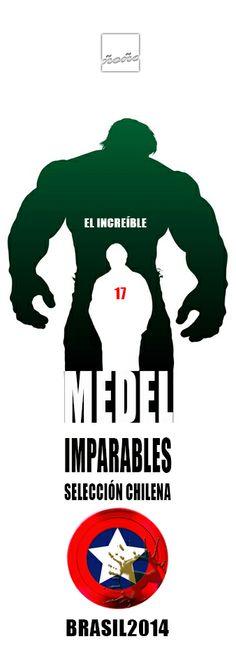 en ñoño esperamos  #SelecciónChilena se transfirmen en los superHéroes que todo Chile ansía - https://xn--oo-yjab.cl/seleccion-chilena-nonostyle/ #mundial #brasil2014
