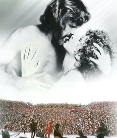 A Star is Born being filmed in Tucson, Az 1976 Kris Kristofferson, True Detective, Barbra Streisand, Robert Redford, Midnight Sun, A Star Is Born, Female Singers, Best Songs, Great Movies