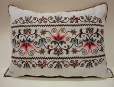 The itsHungarian.com popularizes the Hungarian traditions, culture, folk art and Hungarian cuisine since 2012. One of our main goals is to spread the word of the Hungarian traditions worldwide. Among others you have the option to buy these premium quality handmade, and officially qualified embroidered pillows.