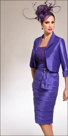 Mother Of The Bride   Dress   Mother Of The Groom   Purple   Zeila Collection   Spring Racing Carnival