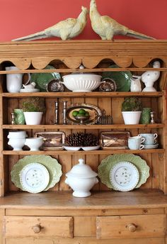 Designing Domesticity: How To: Styling Shelves