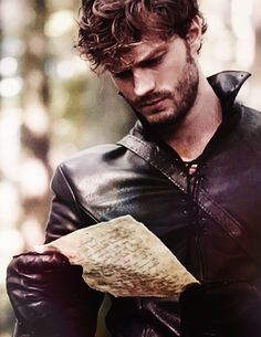 The Huntsman - Jamie Dornan - Ouat Jamie Dornan, Ouat Season 7, Between Two Worlds, Captain Swan, Captain Hook, James Mcavoy, Film Serie, Christian Grey, Fifty Shades Of Grey