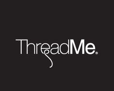 ThreadMe Logo Design. Showing that the simplest solutions are often the best ones