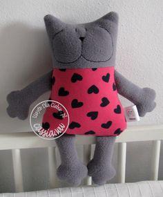 cat/kitty/ handmade mascot