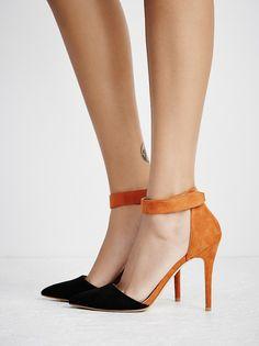 1fcc31419c Take Two Heel from Free People! Shoes Heels, Pumps, Stiletto Heels, Hook