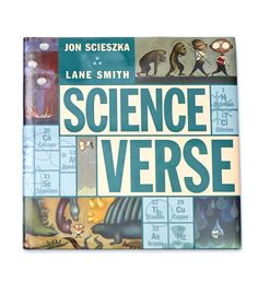 A fun book for your little scientist :-)